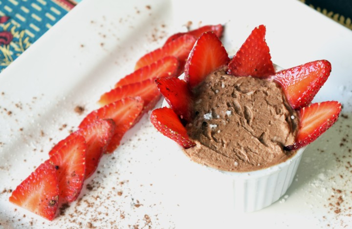 2-ingredient Chocolate Desserts