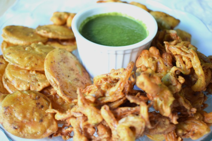Pakora | Pakistani Vegetable Fritters